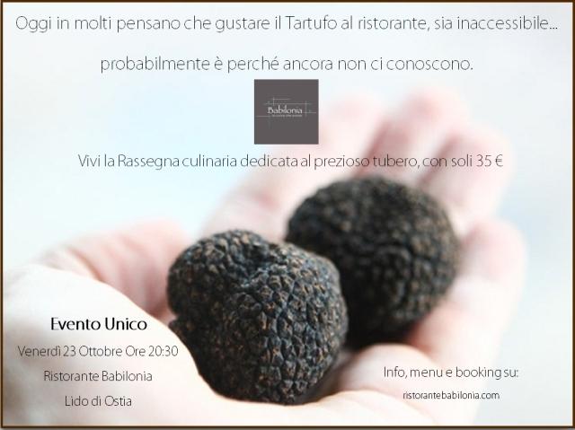 Advertising Tartufo 2015 x sito