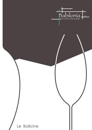 Copertina Carta delle Bollicine 2016